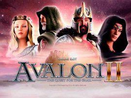 أفالون Avalon II Slot
