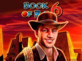 كتاب رع السادس Book Of Ra 6 Slot - Photo