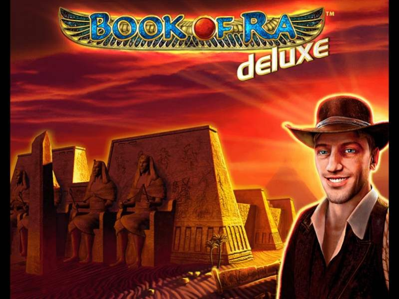 Book of Ra Deluxe - كتاب رع