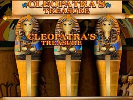 كنز كليوباترا Cleopatra Treasure Slot - Photo