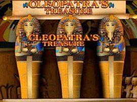 كنز كليوباترا Cleopatra Treasure Slot - Photo