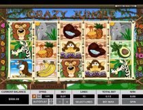 الغابة المجنونة Crazy Jungle Slot - Photo
