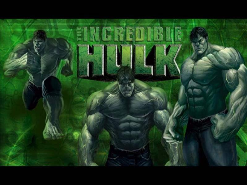 Incredible Hulk لعبة سلوتس