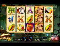 سلوتس قرود الغابة Jungle Monkeys Slot - Photo