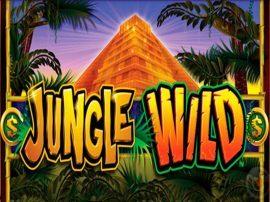 """لعبة السلوت جنجل وايلد """"الغابة البرية"""" Jungle Wild Slot - Photo"""