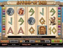 أسطورة زيوس Legend of Zeus Slot - Photo
