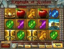 سلوتس أساطير أفالون Legends of Avalon Slot - Photo