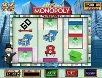 مضاعفة الثروة Monopoly Multiplier Slot - Photo