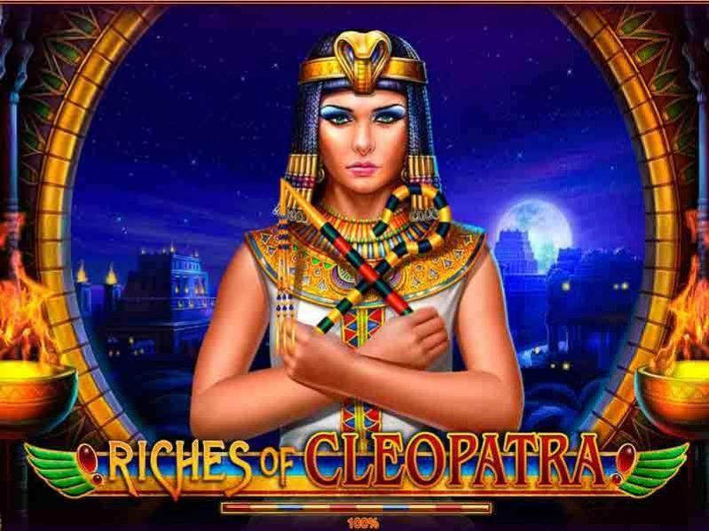 العب ثروات كليوباترا Riches of Cleopatra للحصول على مال حقيقي