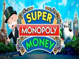 سوبر مونوبولي موني Super Monopoly Money Slot - Photo
