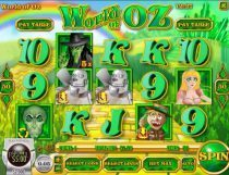 World of Oz Slot - Photo