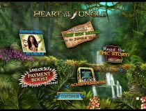 قلب الغابة Heart of the Jungle Slot - Photo