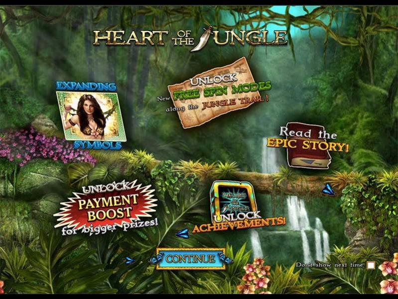 قلب الغابة - ماكينة قمار