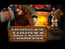 كنز الفايكنج  Viking's Treasure Slot - Photo