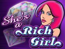 لعبة الفتاة الغنية  She's a Rich Girl Slot - Photo