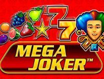 سلوتس ميجا جوكر Mega Joker Slot - Photo