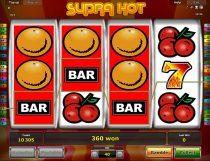 سلوتس الإثارة الكبرى Supra Hot Slot - Photo