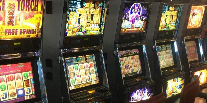online slot machine review