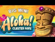ألوها كلاستر بايز Aloha Cluster Pays Slot - Photo