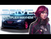 القيادة لتحفيز المضاعفات Drive Multiplier  Mayhem Slot - Photo