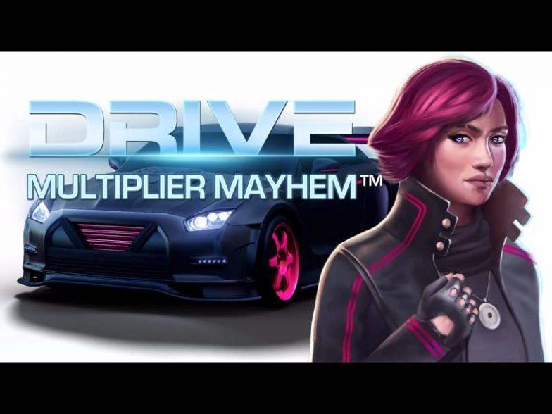 Driver Multiplier Mayhem -لعبة سلوتس ممتعة
