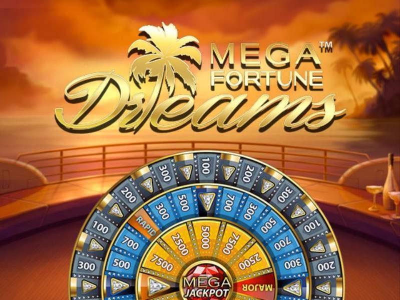 أحلام الثروة الكبرى Mega Fortune Dreams