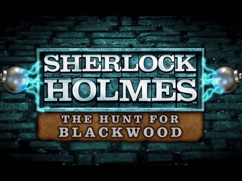 The Sherlock Holmes the Hunt for Blackwood Slot