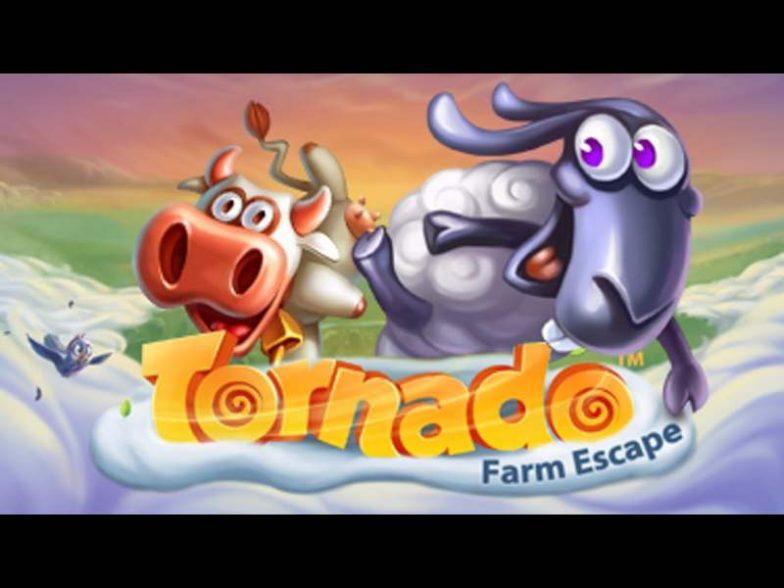Tornado Farm Escape - لعبة سلوتس ممتعه