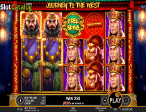 رحلة إلى الغرب Journey To The West Slot - Photo