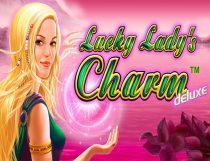 سحر فخامةالسيدات المحظوظات  Lucky Ladys Charm Deluxe Slot - Photo