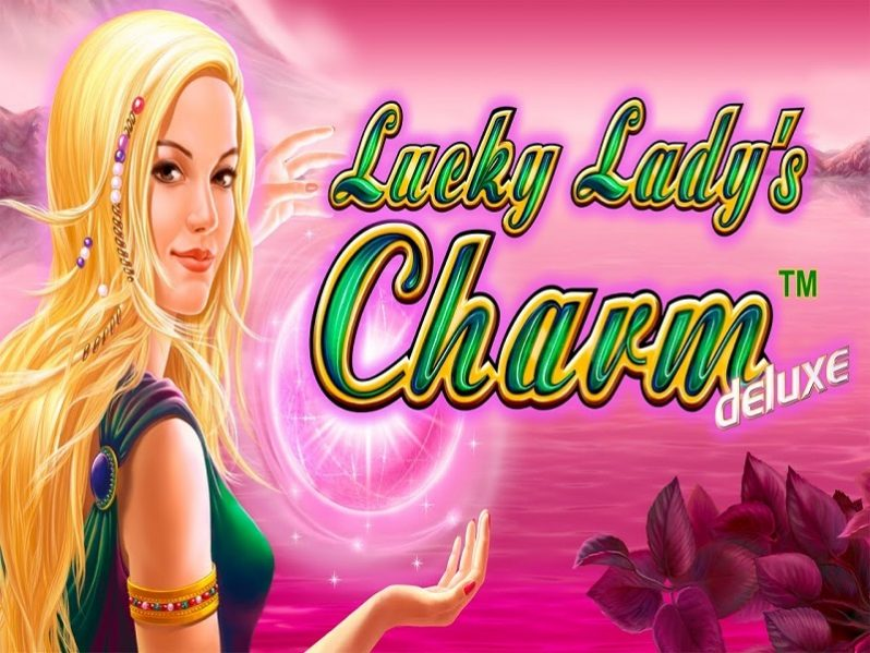 سحر فخامةالسيدات المحظوظات Lucky Ladys Charm Deluxe