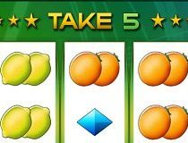 لعبة سلوتس Take 5 Slot - Photo