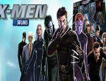 50 خط في اكس مِن X-Men 50 Lines Slot - Photo